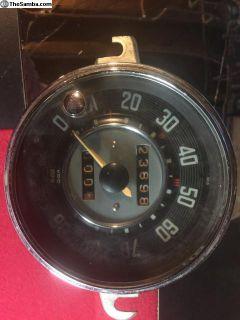 Trip speedometer