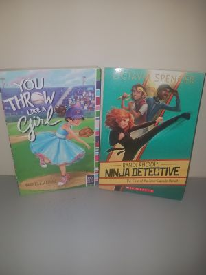 Set of 2 chapter books