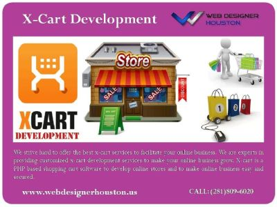 X-Cart Development Company Houston