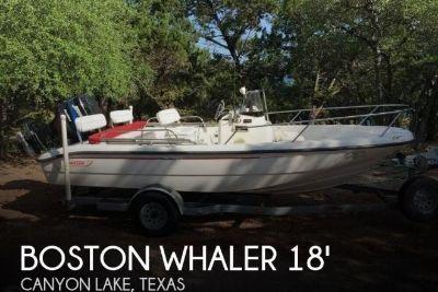 2000 Boston Whaler DAUNTLESS 180