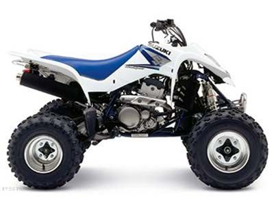 2005 Suzuki QuadSport Z400 LT-Z400 ATV Sport ATVs Castaic, CA