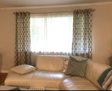 Linen Curtains for Living Room
