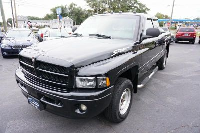 1999 Dodge RSX Laramie SLT (Black)