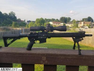 For Sale: 6.5 grendel, Long range, Tactical, New