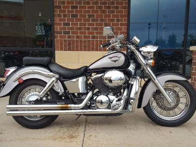 2000 Honda Shadow Ace 750 Deluxe Cruiser Motorcycles Saint Charles, IL