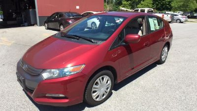2010 Honda Insight LX (Tango Red Pearl)