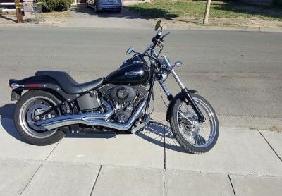 2008 Harley-Davidson Fxstb-Softail-Night-Train