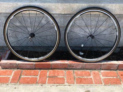 Giant P-SL0 wheel set