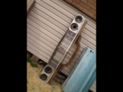 Parts For Sale: RARE OEM Original 1964 Chevy Impala Grill 64 SS convertible 409 327 283