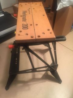 Portable work bench