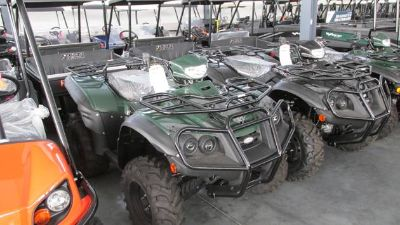2016 Bad Boy Buggies Onslaught 550 Utility ATVs Lakeland, FL
