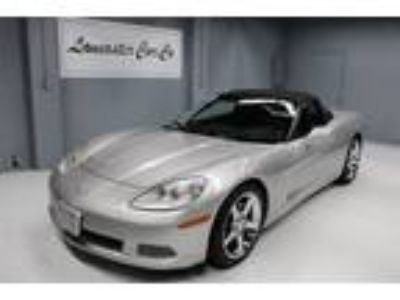 Used 2005 CHEVROLET CORVETTE For Sale