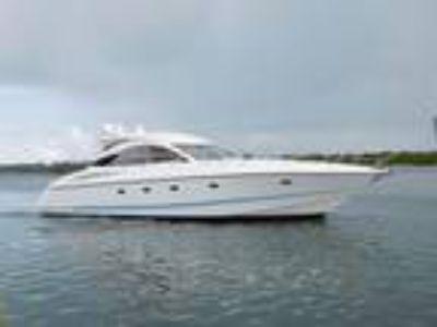 2002 Sunseeker Camargue Hard Top with Sunroof