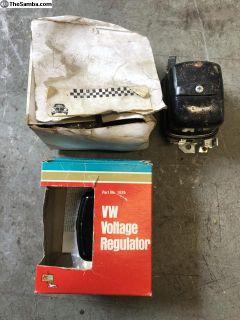NOS Type 1 12V Voltage Regulator(s)