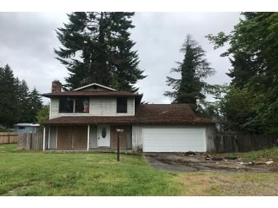 3 Bed 2 Bath Preforeclosure Property in Puyallup, WA 98373 - 74th Ave E