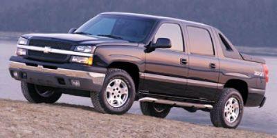 2005 Chevrolet Avalanche 1500 LS (Black)
