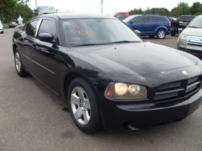 2006 Dodge Charger SE (BLK)