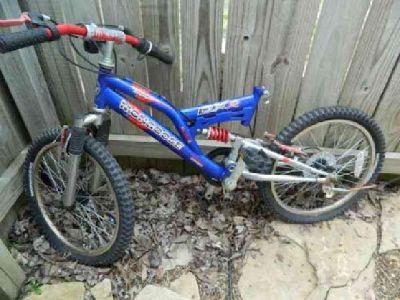 $5 Mongoose bike boys parts
