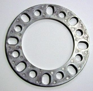 Find 4 WHEEL SPACERS 8 LUG FOR CHEVY FORD DODGE DUALLY OR PICKUP TRUCK 1/4 IN 604 motorcycle in Oklahoma City, Oklahoma, US, for US $25.77
