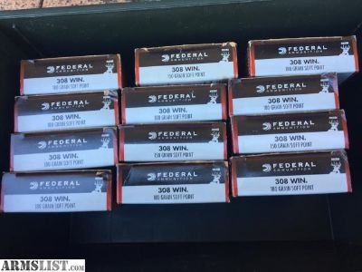 For Sale: 308 Win - Ammo for sale