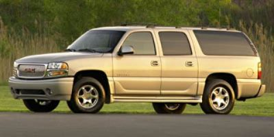 2006 GMC Yukon XL Denali (Sport Red Metallic)