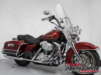 2007 HARLEY DAVIDSON FLHR ROAD KING