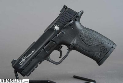 "For Sale: Smith & Wesson M&P 22 Compact 3.56"" Threaded Barrel 22LR"