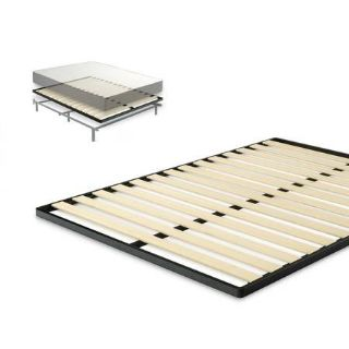 "Zinus Easy Wood Slat 1.6"" Bunkie Board / Bed Slat / Box Spring - New!"