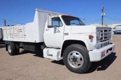 Hay Hauling truck GMC 2.5 ton