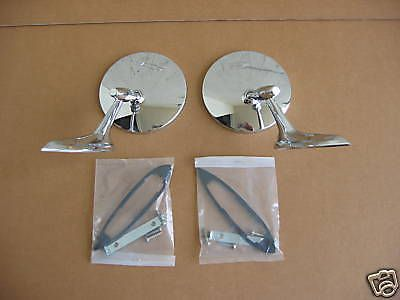 Purchase 64 65 Chevelle El Camino Exterior Mirror Kit motorcycle in Placentia, California, United States
