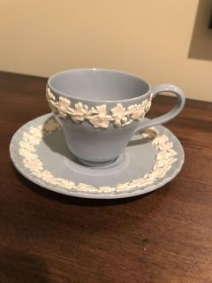 Wedge wood Demi Tasse Cup & Saucer