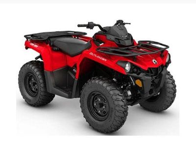 2017 Can-Am Outlander 570 Utility ATVs Leesville, LA