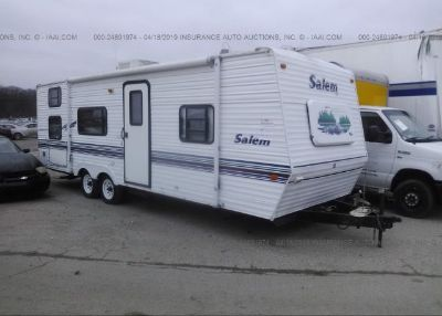 2001 SALEM TRAVEL TRAILER