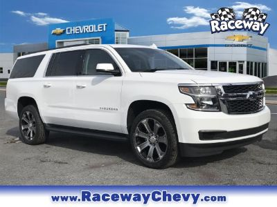 2019 Chevrolet Suburban (Summit White)