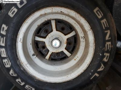 Bug/Baja/Buggy/Rail wheels for sale