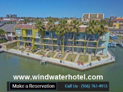 Book Cheapest Motels near South Padre Island | Windwaterhotel.com