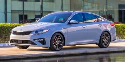 2019 Kia Optima SX Automatic (Snow White Pearl)