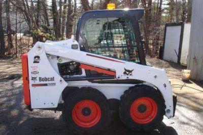 2015 BOBCAT S450 SKID STEERS