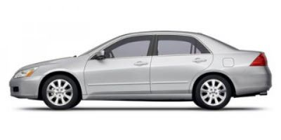 2006 Honda Accord EX (Gray)