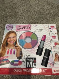 Create your own makeup