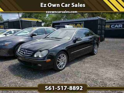 Used 2009 Mercedes-Benz CLK-Class for sale