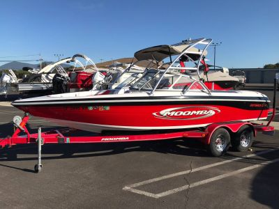 2003 Moomba OUTBACK V Ski and Wakeboard Boats Lakeport, CA