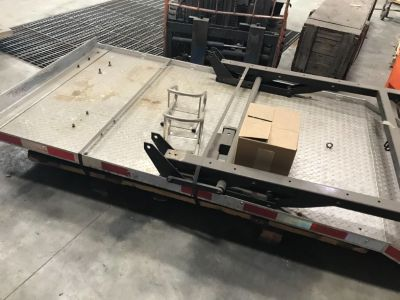 Motorcycle lift - Hydralift for sale
