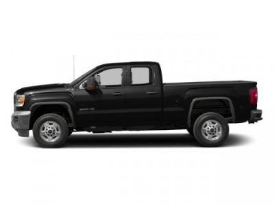 2017 GMC Sierra 2500HD (Onyx Black)