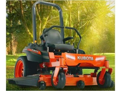 2015 Kubota Z121SKH-48 Power Equipment Lawn Mowers Bolivar, TN