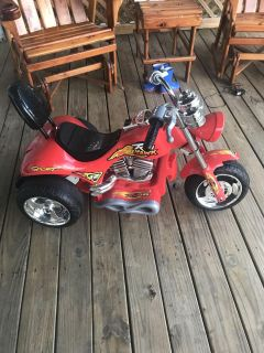 Red Hawk Sport 12 volt electric ride on