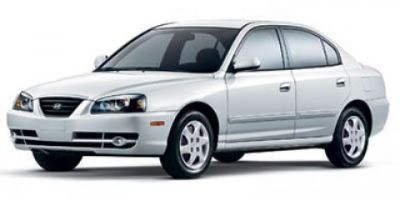 2006 Hyundai Elantra GLS (White)
