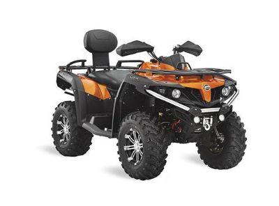 2018 CFMOTO CForce 500 HO EPS Utility ATVs Canton, OH