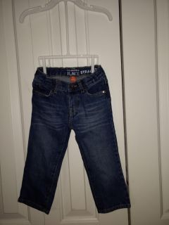 NWT 2T The children's place Toddler Boys Basic Straight Jeans