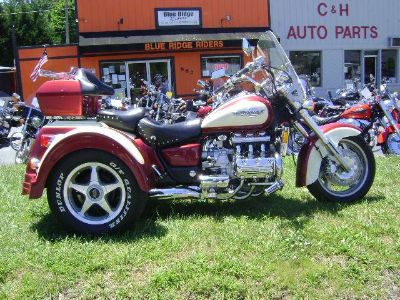1998 Honda Valkyrie 1500 Lehman Trike Touring Motorcycles Asheville, NC